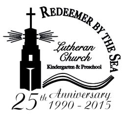 RedeemerLogo25th-sm