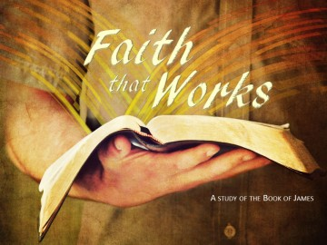 Faith with Works PowerPoint Sermon